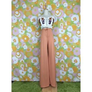 PEACHY 70s Vintage Bell Bottoms